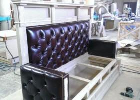 Изготовление мебели с каретной стяжкой